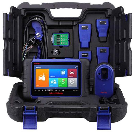 IM508,immobilizer,uitleesapparatuur,autel,codeerapparaat,diagnose,auto,voertuig,autosleutel,startonderbreker,programmeerapparatuur,IM608,immo,sleutelprogrammering,key learning
